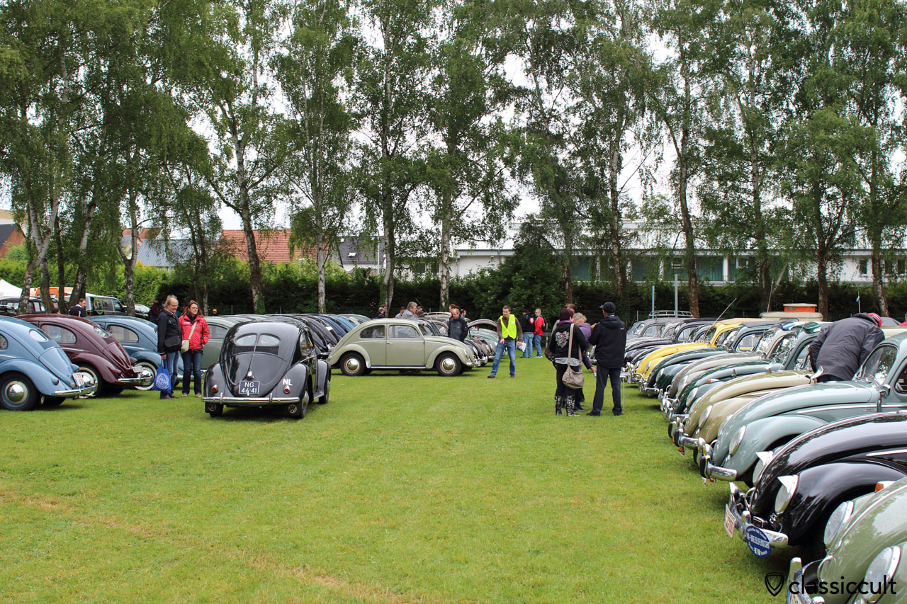 VW Split from Netherland (NL) parking at Bad Camberg VW Show 2015