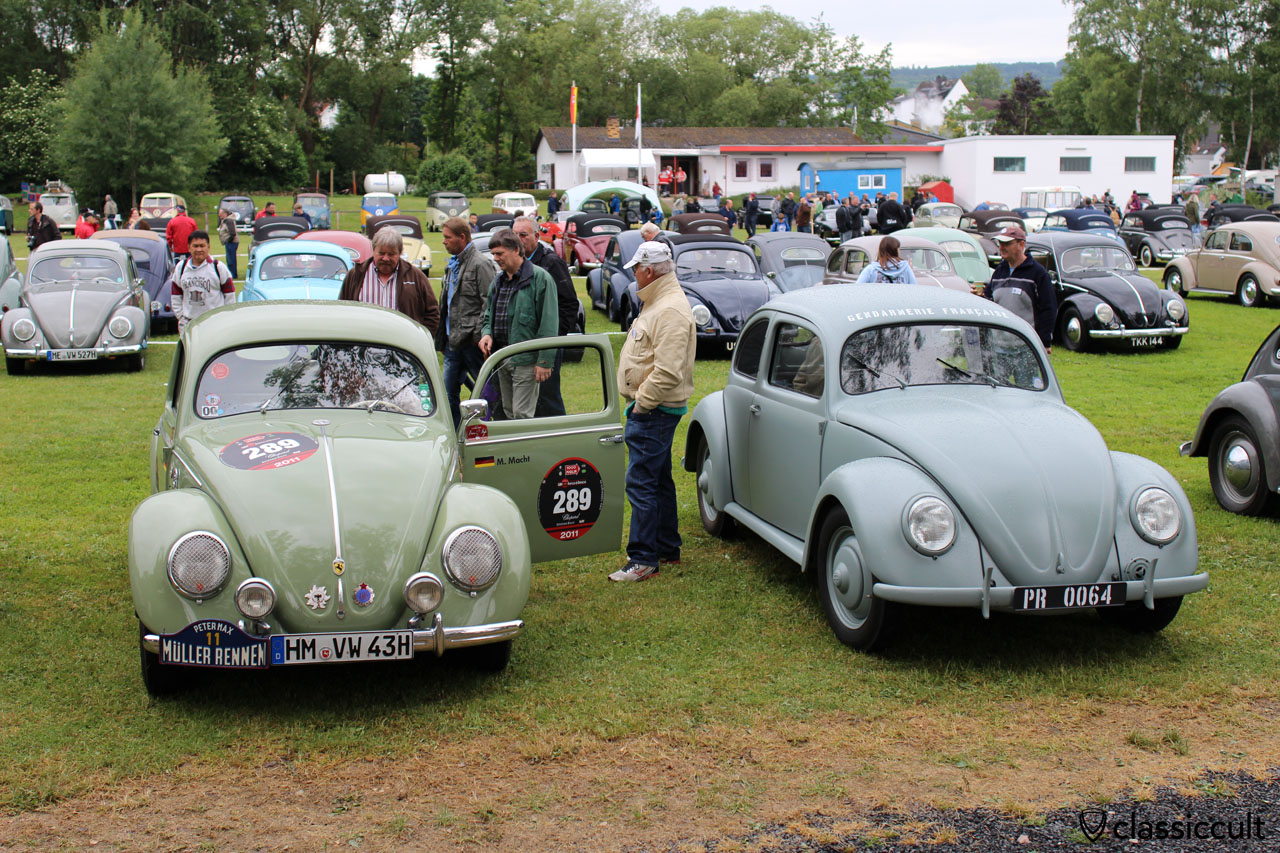 10. Int. Bad Camberger VW Veteranen Treffen