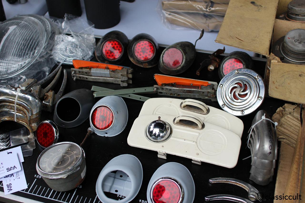 VW Split Beetle hand glove box door