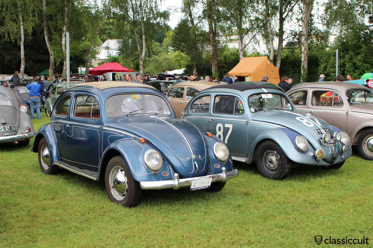 VW Oval Ragtop, Lottermann Bad Camberg