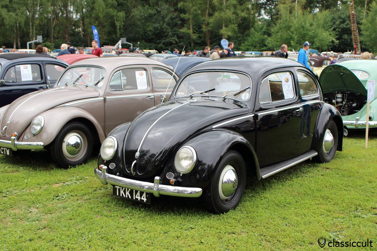 1954 Deluxe Beetle, black, Phil Murgatroyd, Yorkshire, historicvws.org.uk