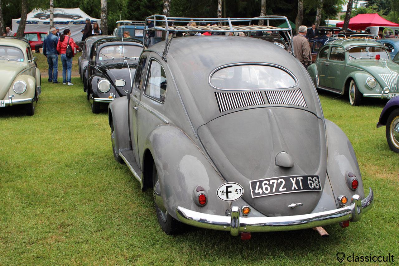 VW Käfer Cox 1953