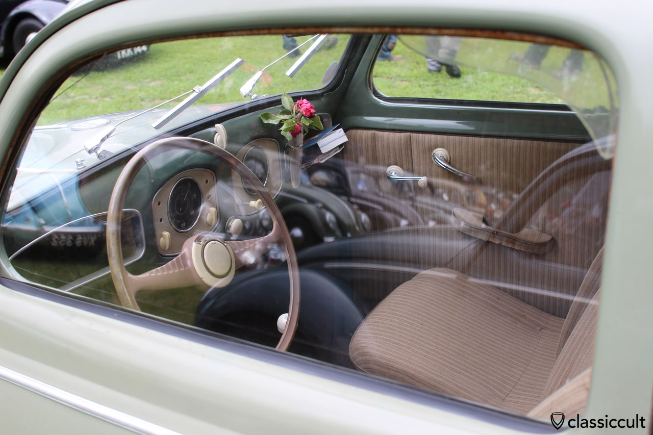WOW, Split Bug with Bad Camberg VW Meeting reflections