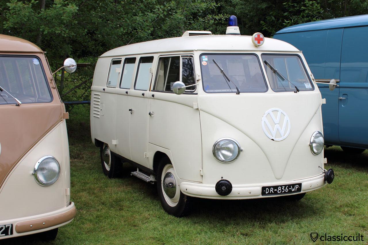 T1 ambulance