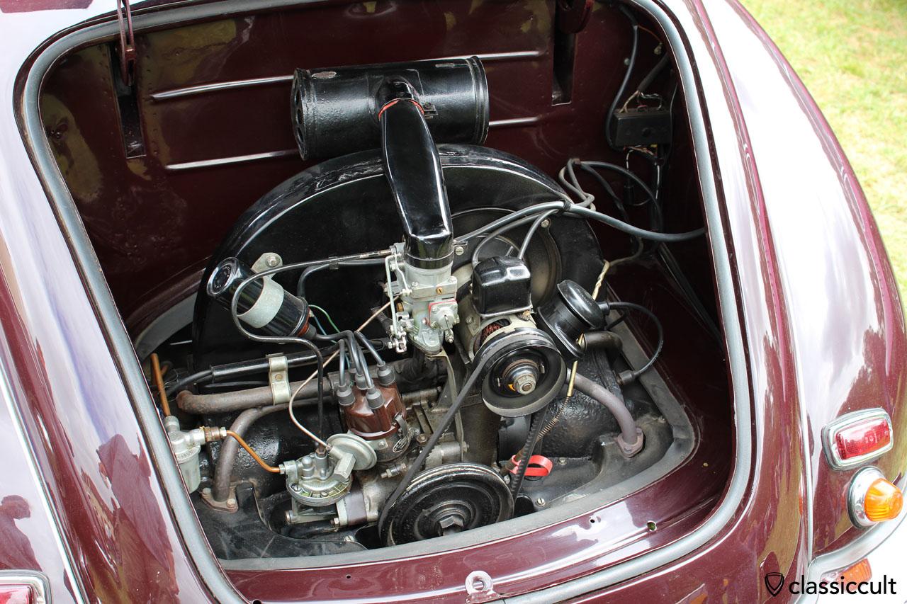 VW Dannenhauer engine
