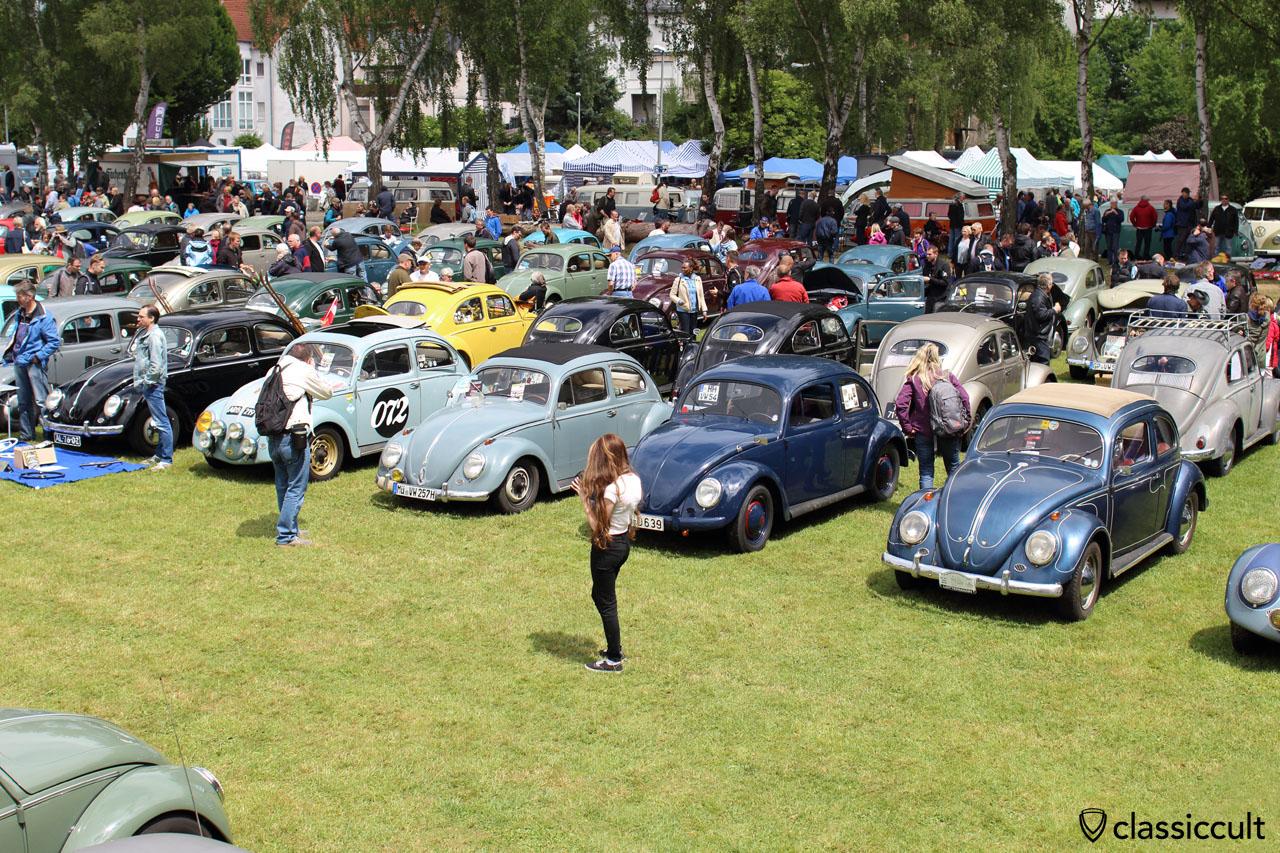 10. Int. Bad Camberger VW Veteranen Treffen 2015