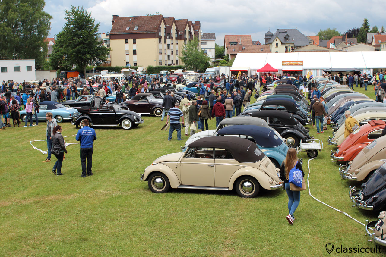 10. International Bad Camberger VW-Veteranen-Treffen 2015