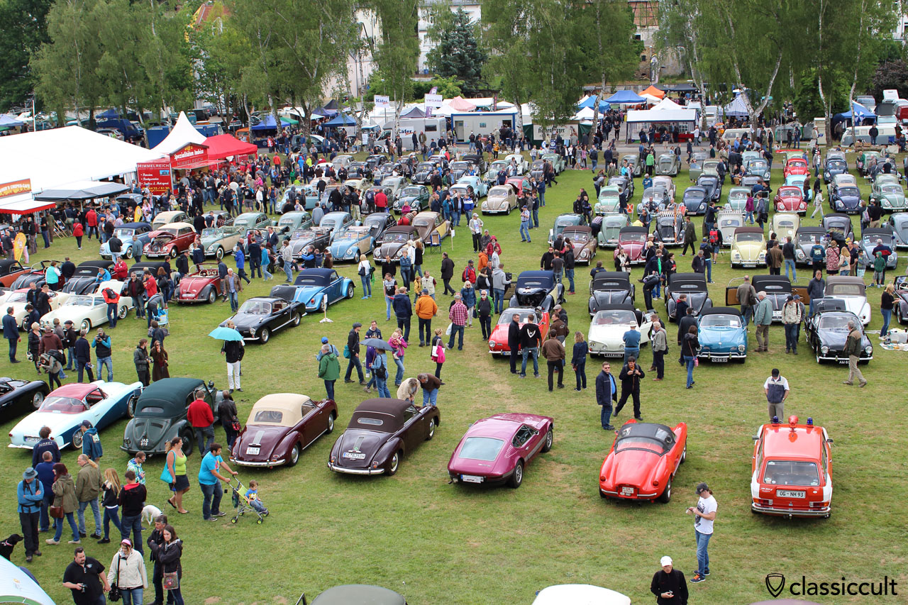 10. Int. Bad Camberger VW Show 2015