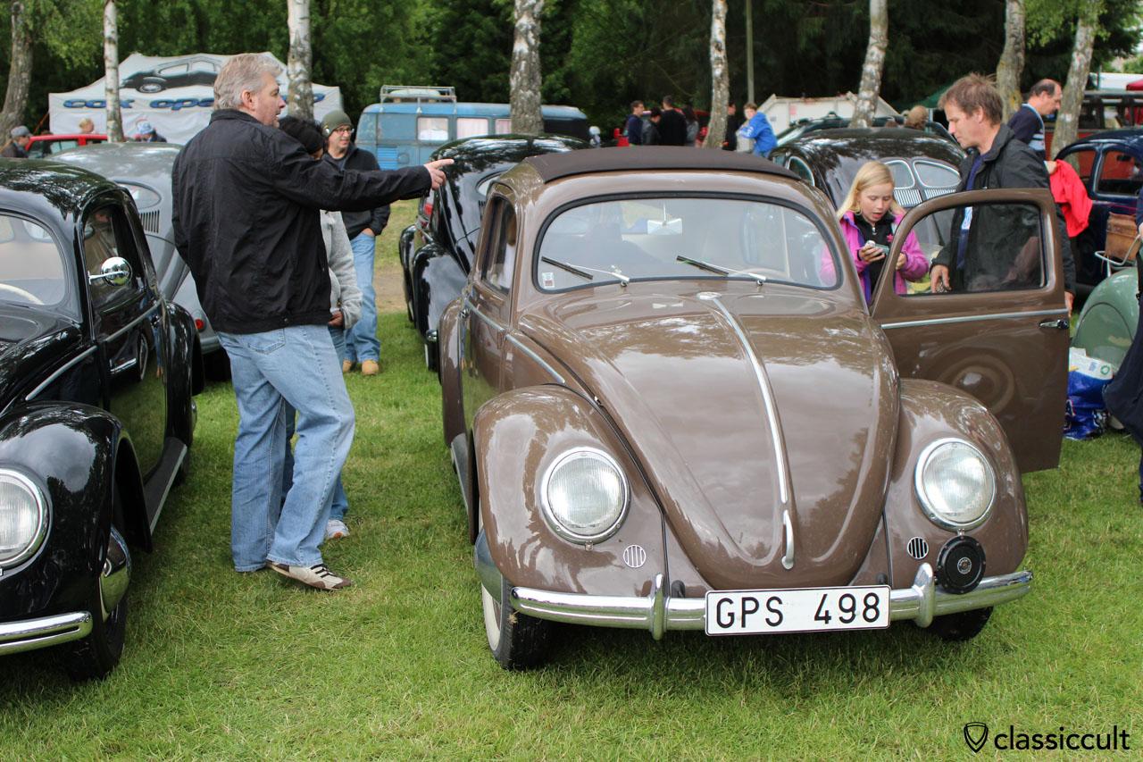 VW Ragtop Split Beetle