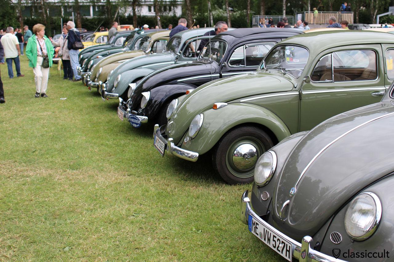 Vintage VW, Bad Camberg 2015