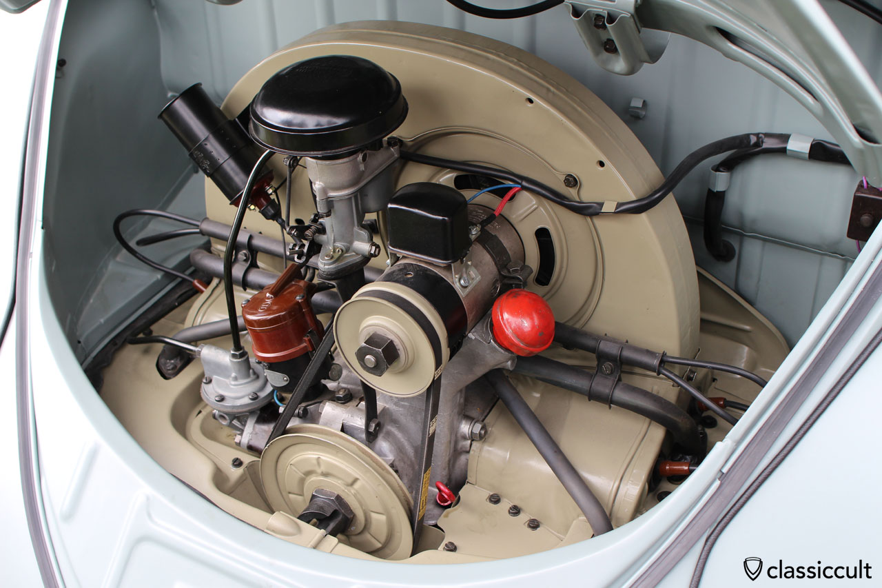 VW KDF Split engine