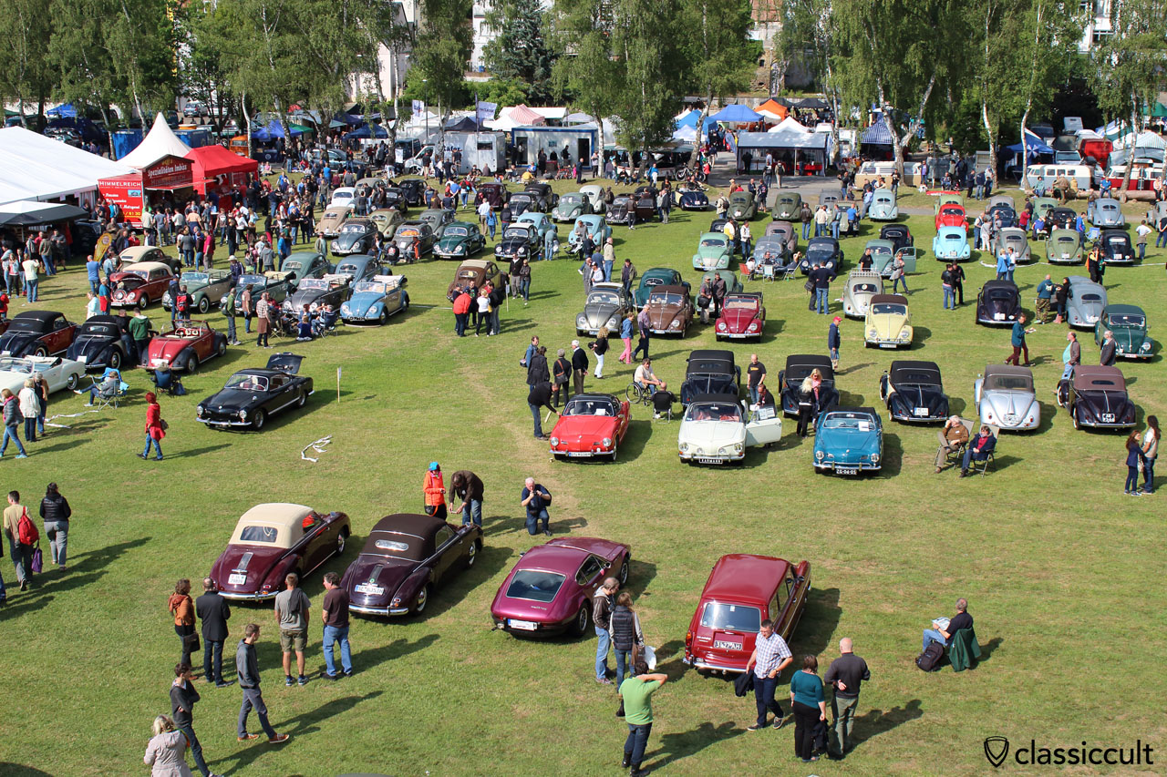 10. Int. Bad Camberger VW Show 2015, 5:16 p.m.