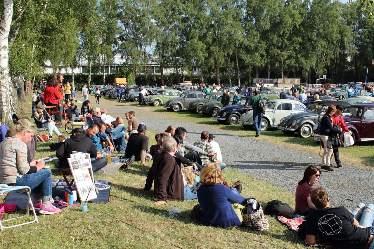 Bad Camberg VW Show 2015, 6:05 p.m.