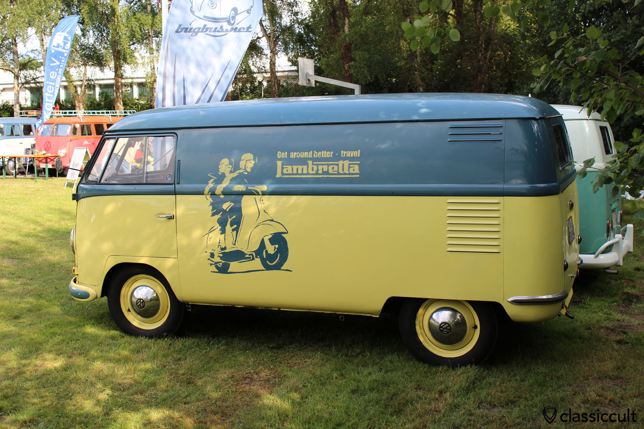 Lambretta T1 Bus