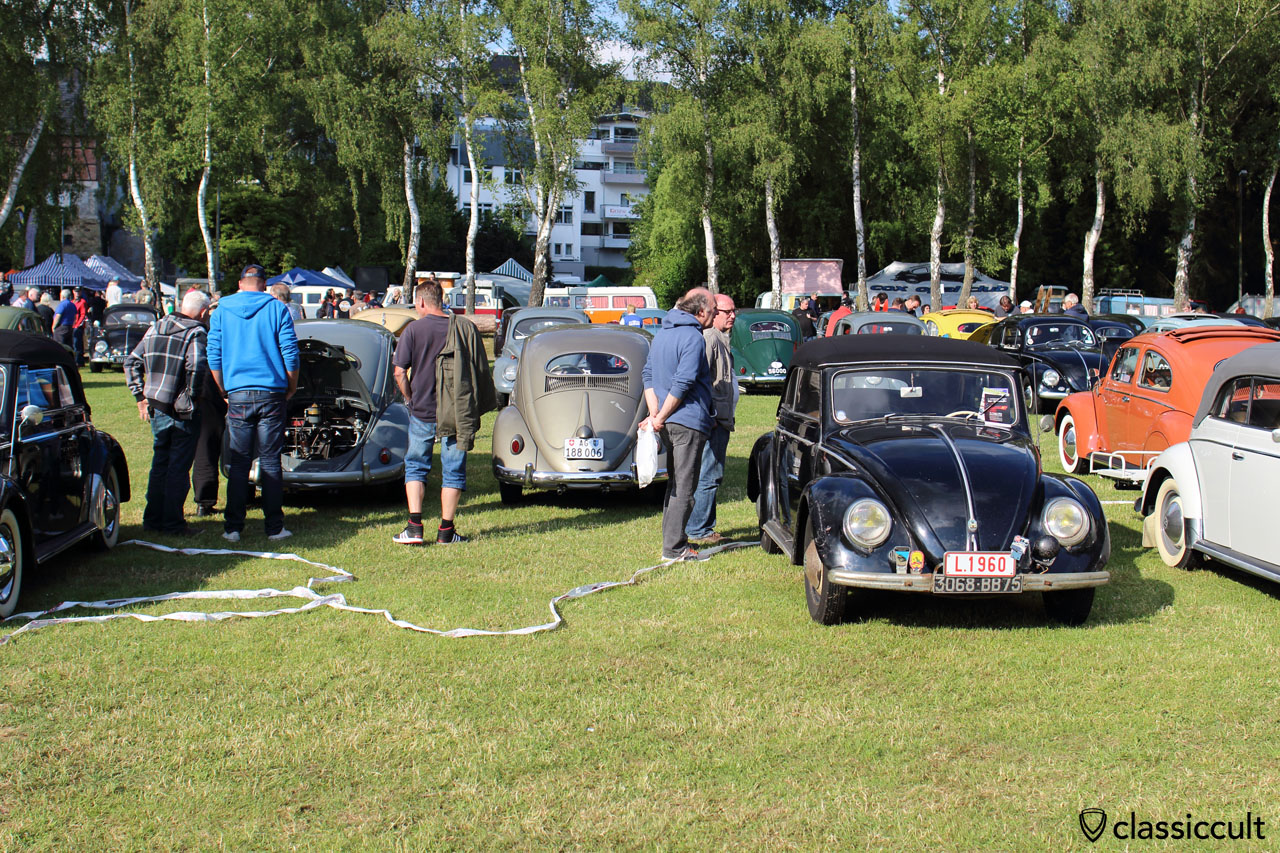 Bad Camberger VW Veteranen Treffen 2015