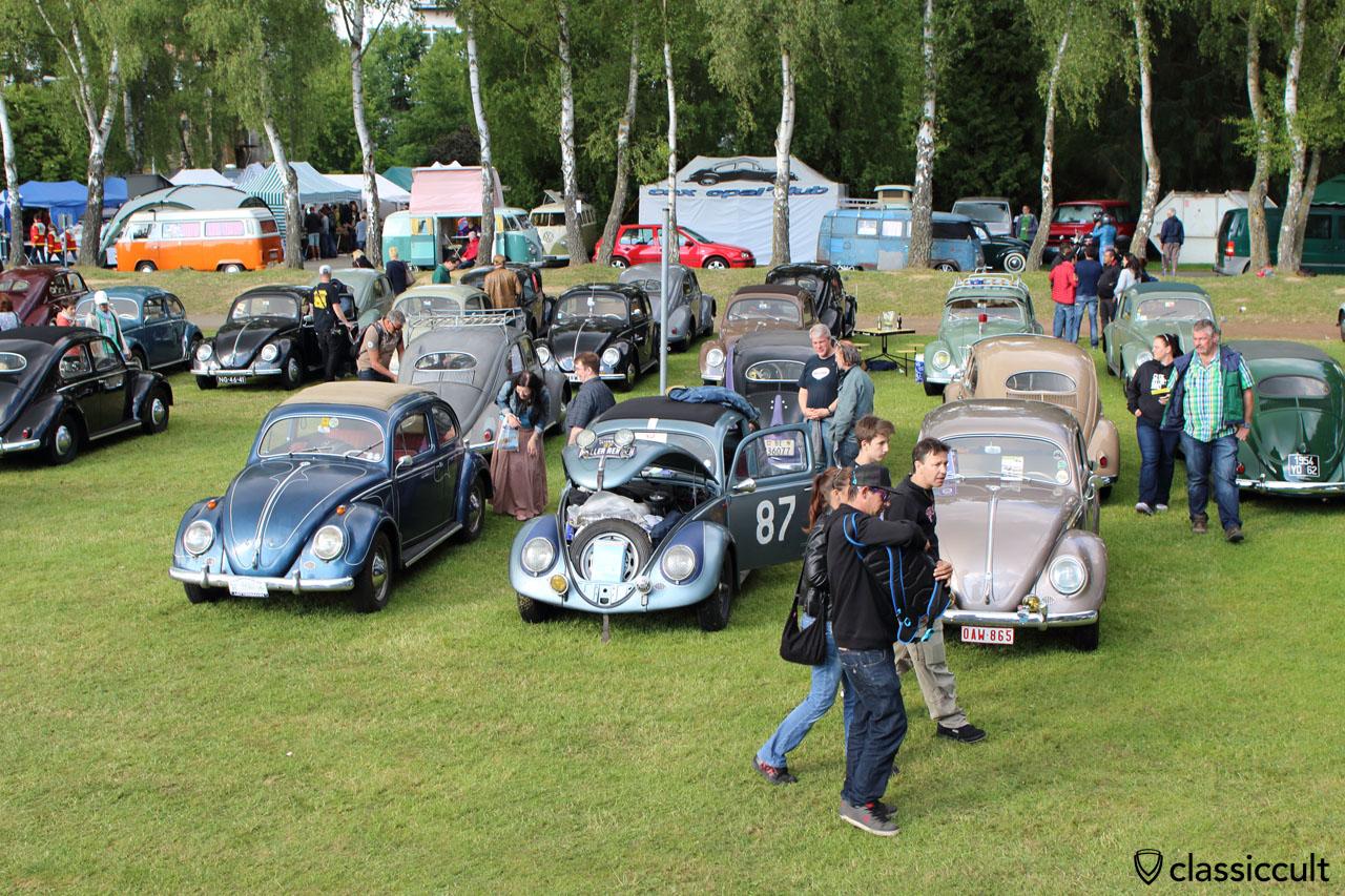 Bad Camberg VW Veteranen Treffen 2015