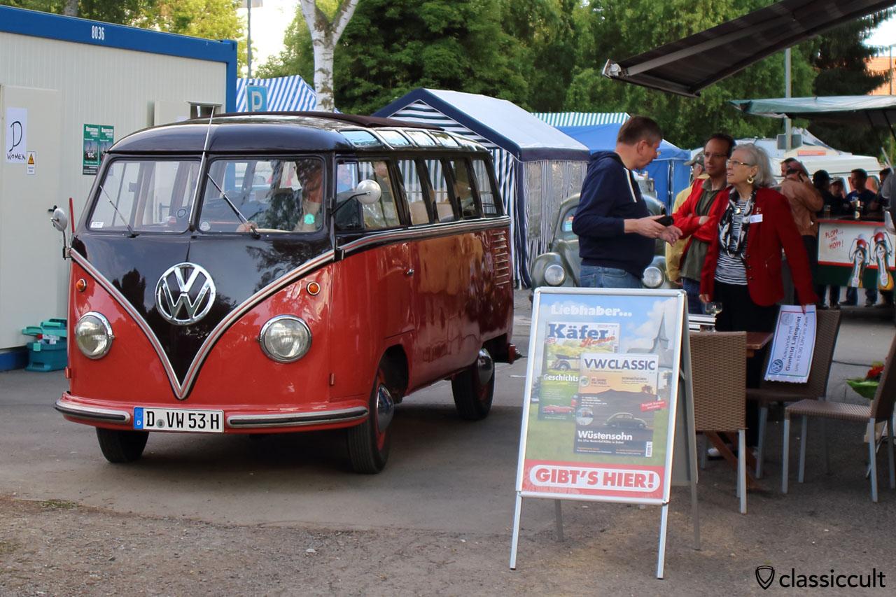1953 T1 Bus and Gunhild Liljequist, Volkswagen Designerin till 1992