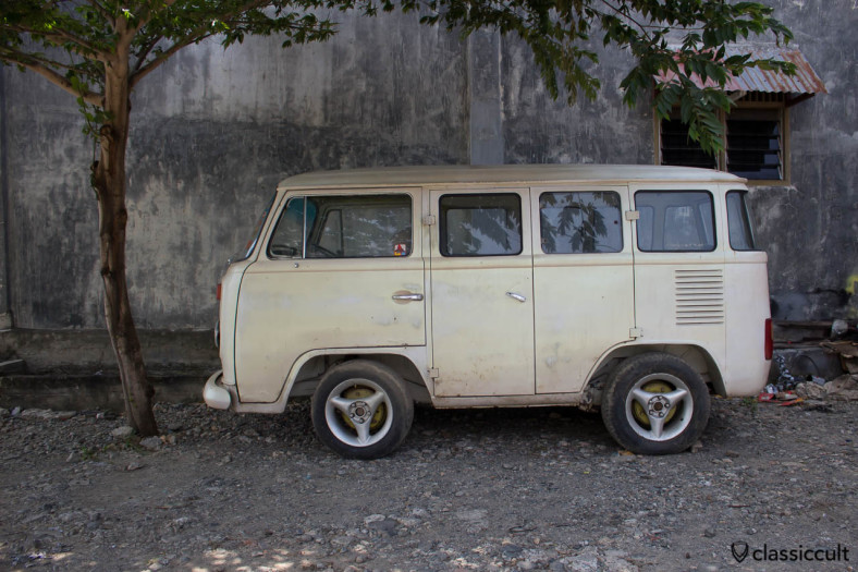 Brazilian VW Bay Bus Shorty