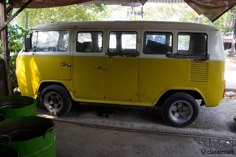 Brazilian VW Bay Window Bus Banda Aceh Indonesia