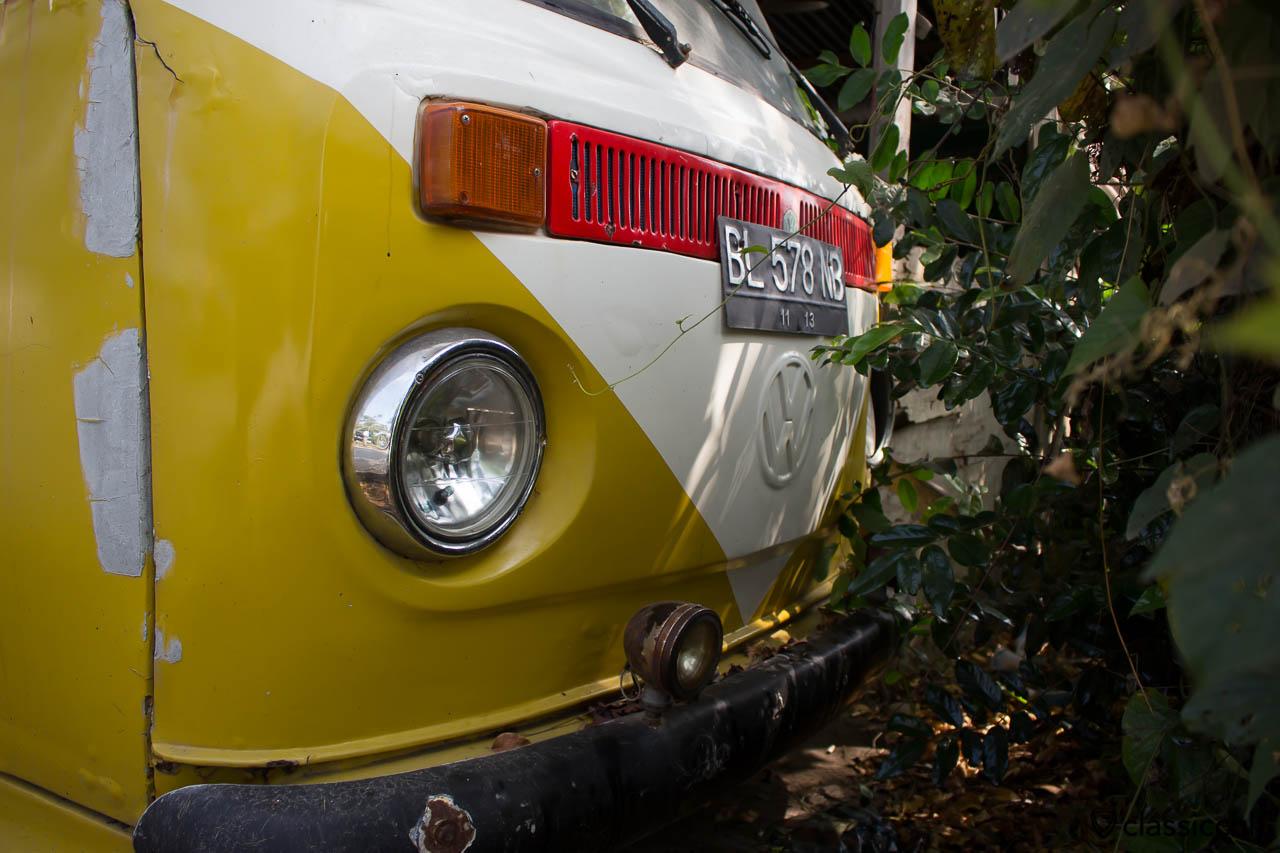 Brazilian VW Bay Window Bus Banda Aceh Indonesia