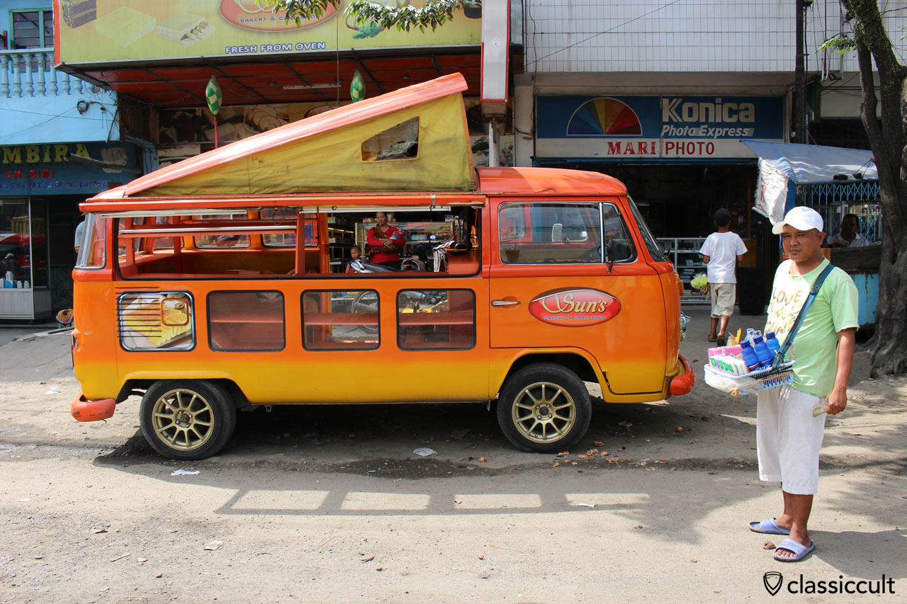 Pictures of the classic VW in Indonesia | classiccult