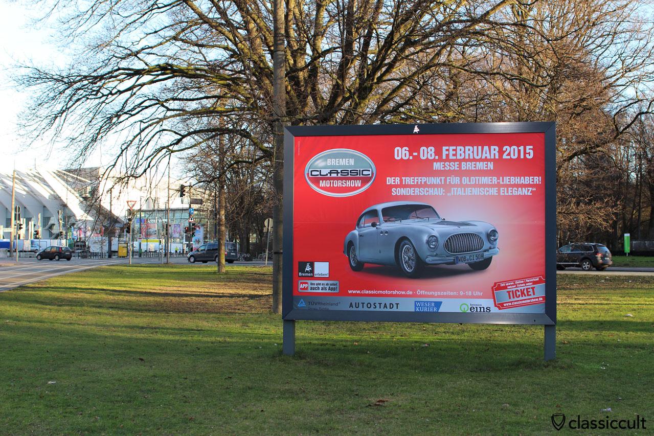 Bremen Classic Motorshow 2015