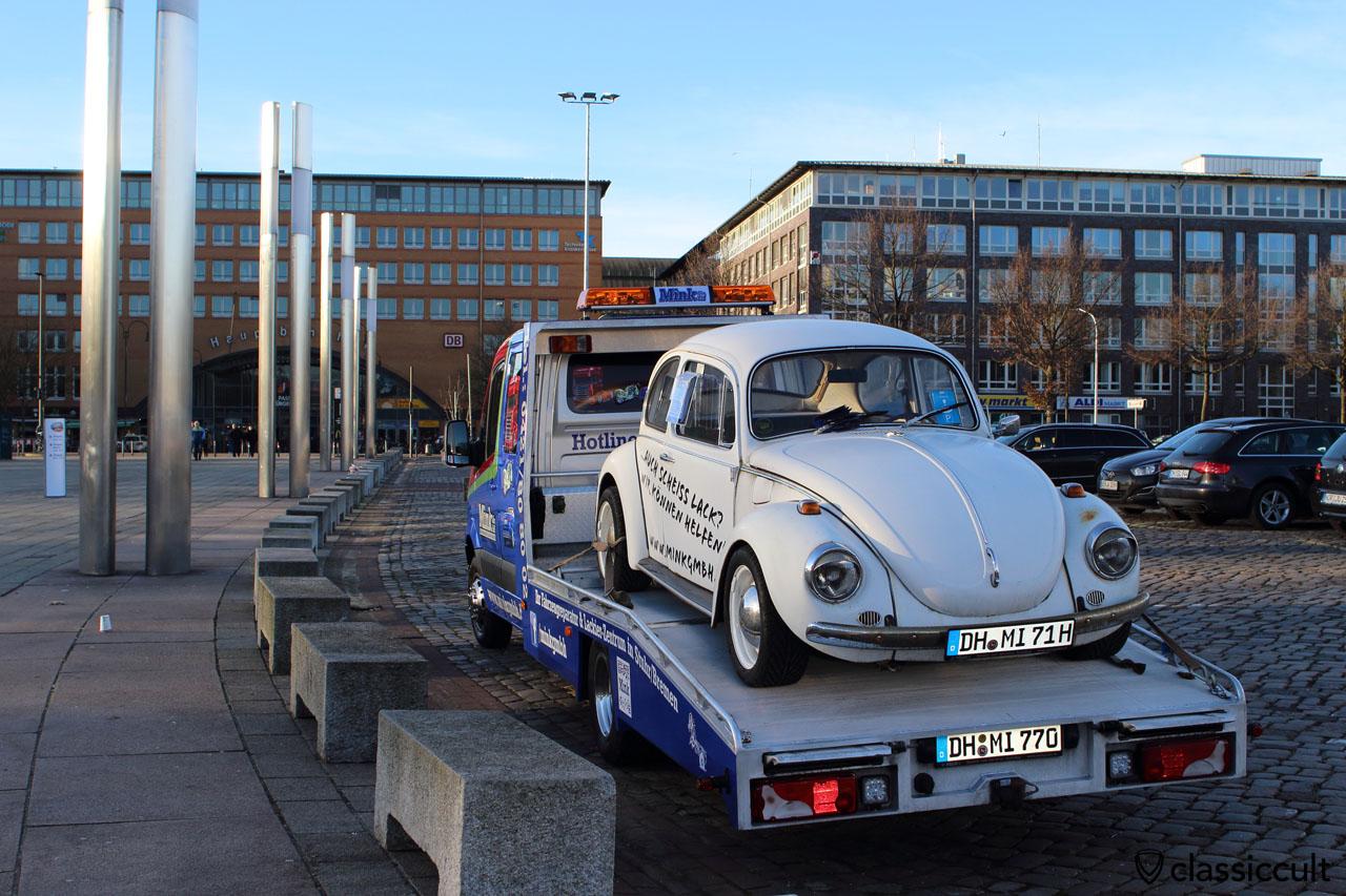 VW Beetle at Bremen Motorshow 2015