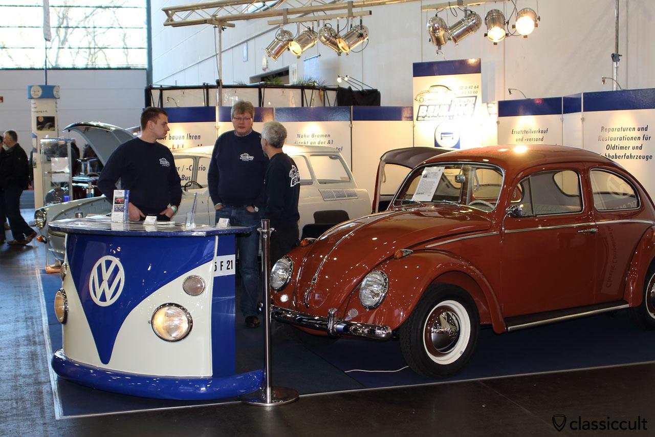 Gebrüder Behling, Bremen Classic Motorshow 2015