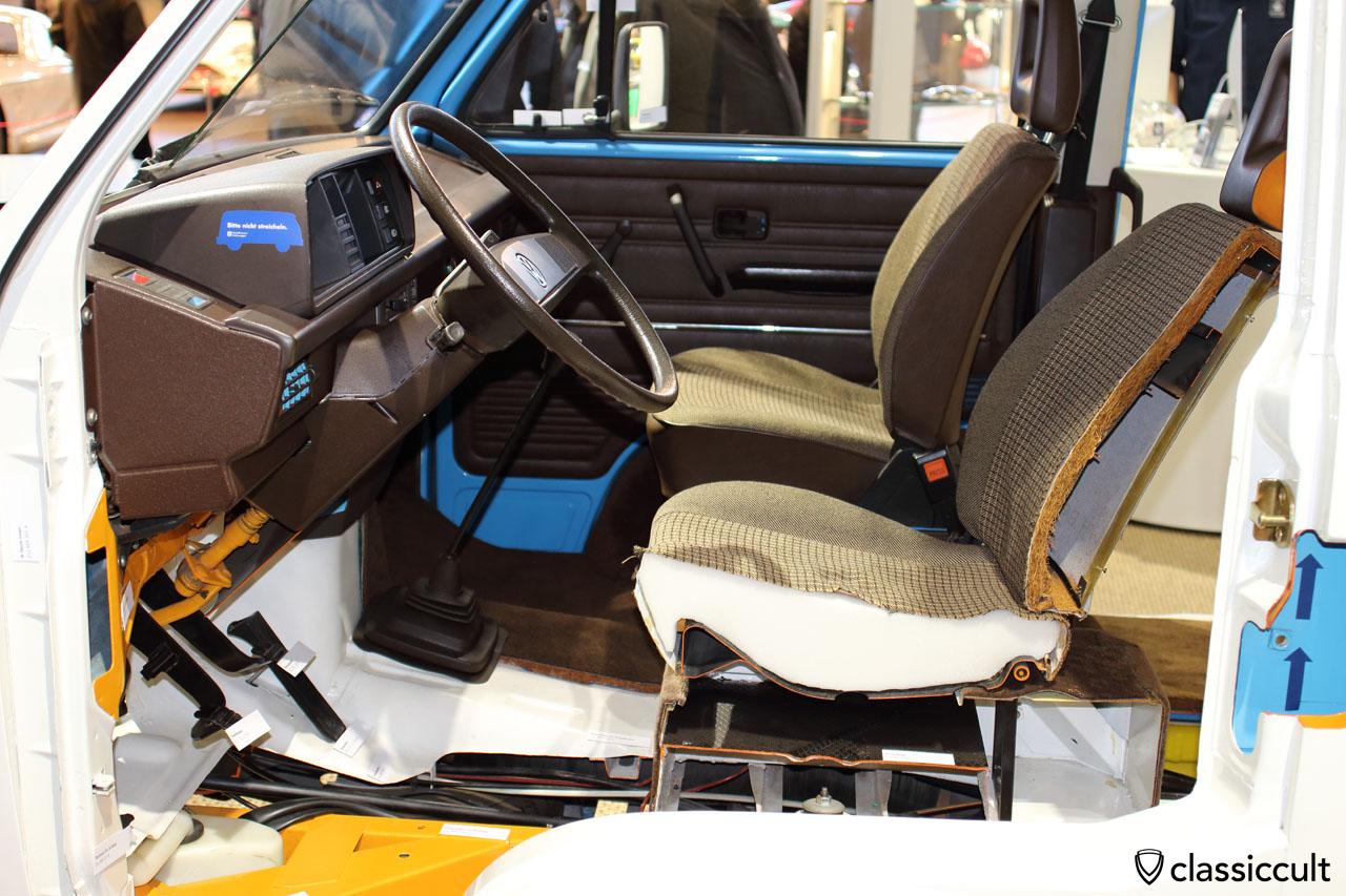 VW T3 cut model