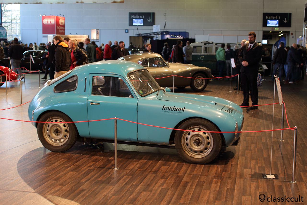 rare classic Italian car