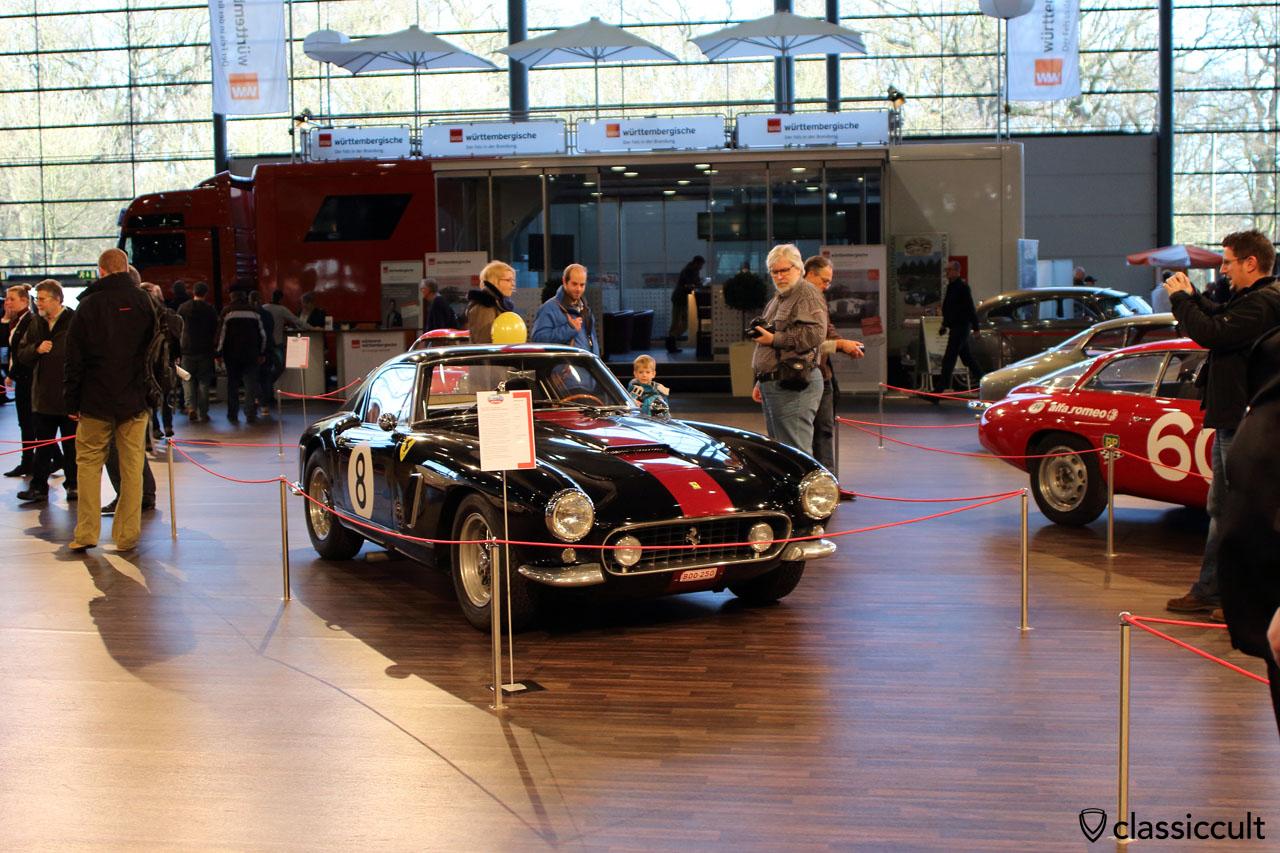 Ferrari 250 GT 1960 Pininfarina, Bremen Classic Motorshow 2015