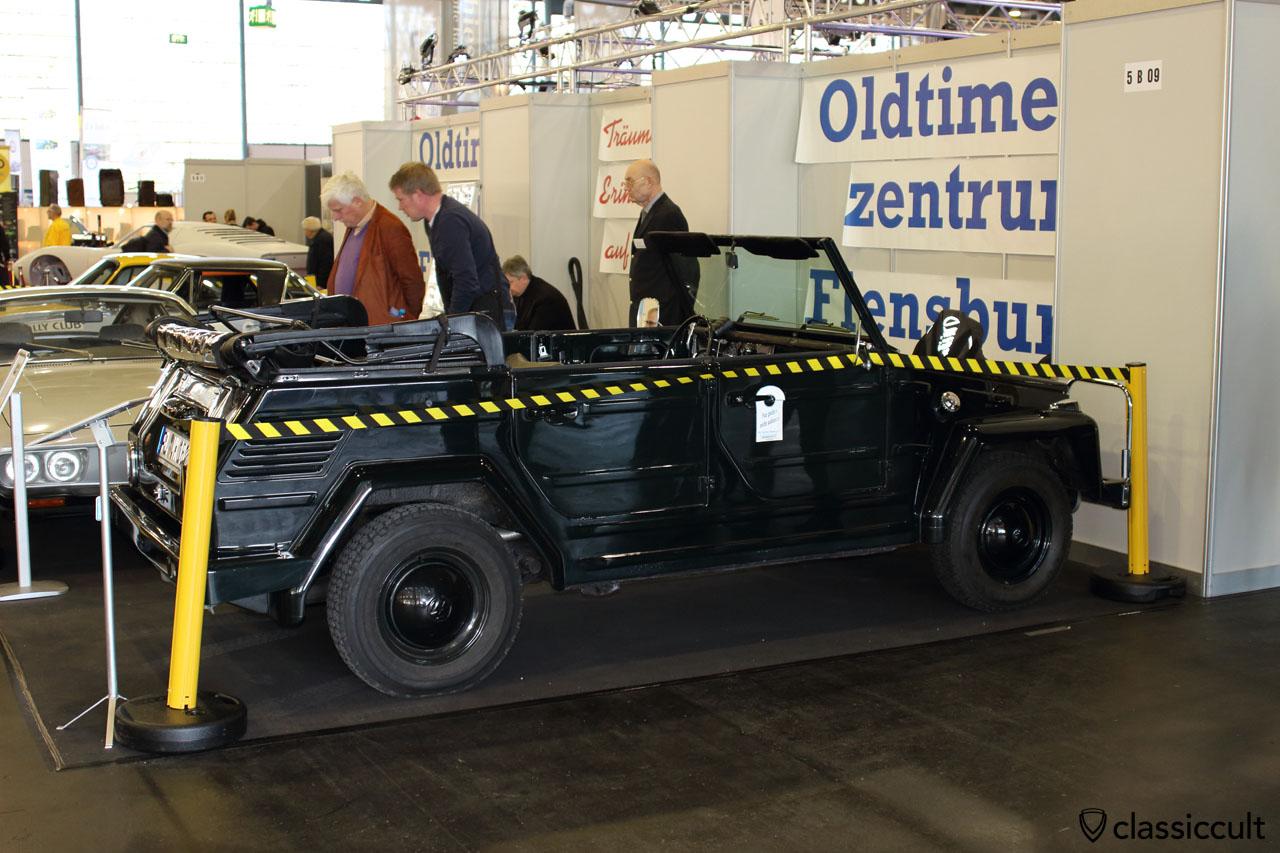 VW 181, Oldtimer Zentrum Flensburg