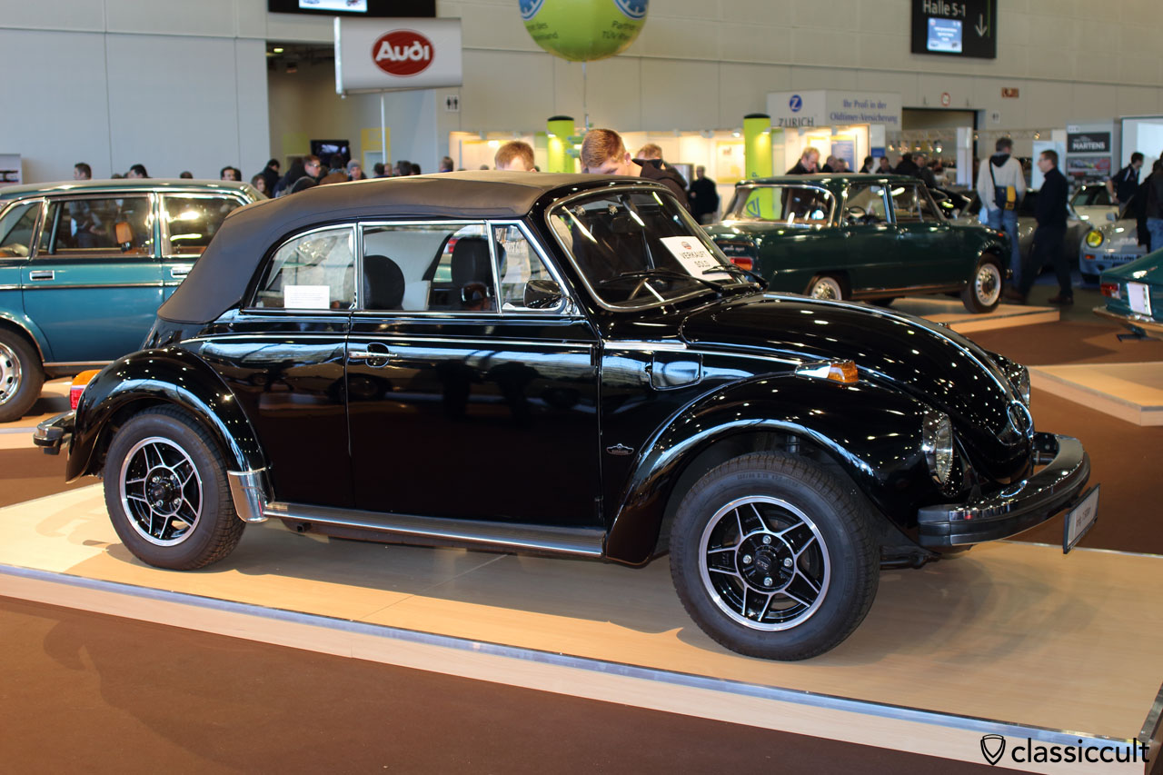 VW Beetle 1303, only 7500 kilometer, import from USA