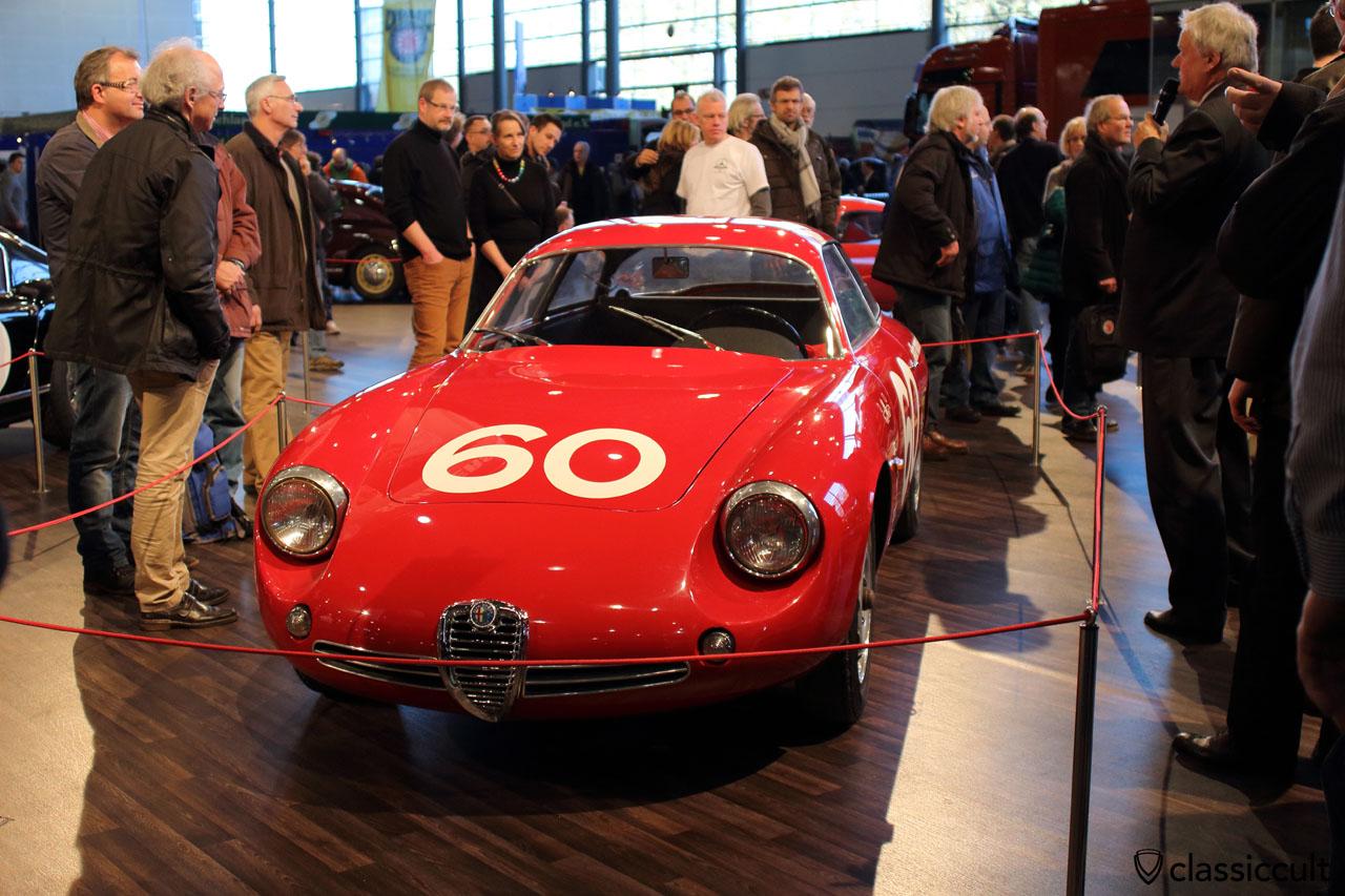 rare classic Alfa Romeo
