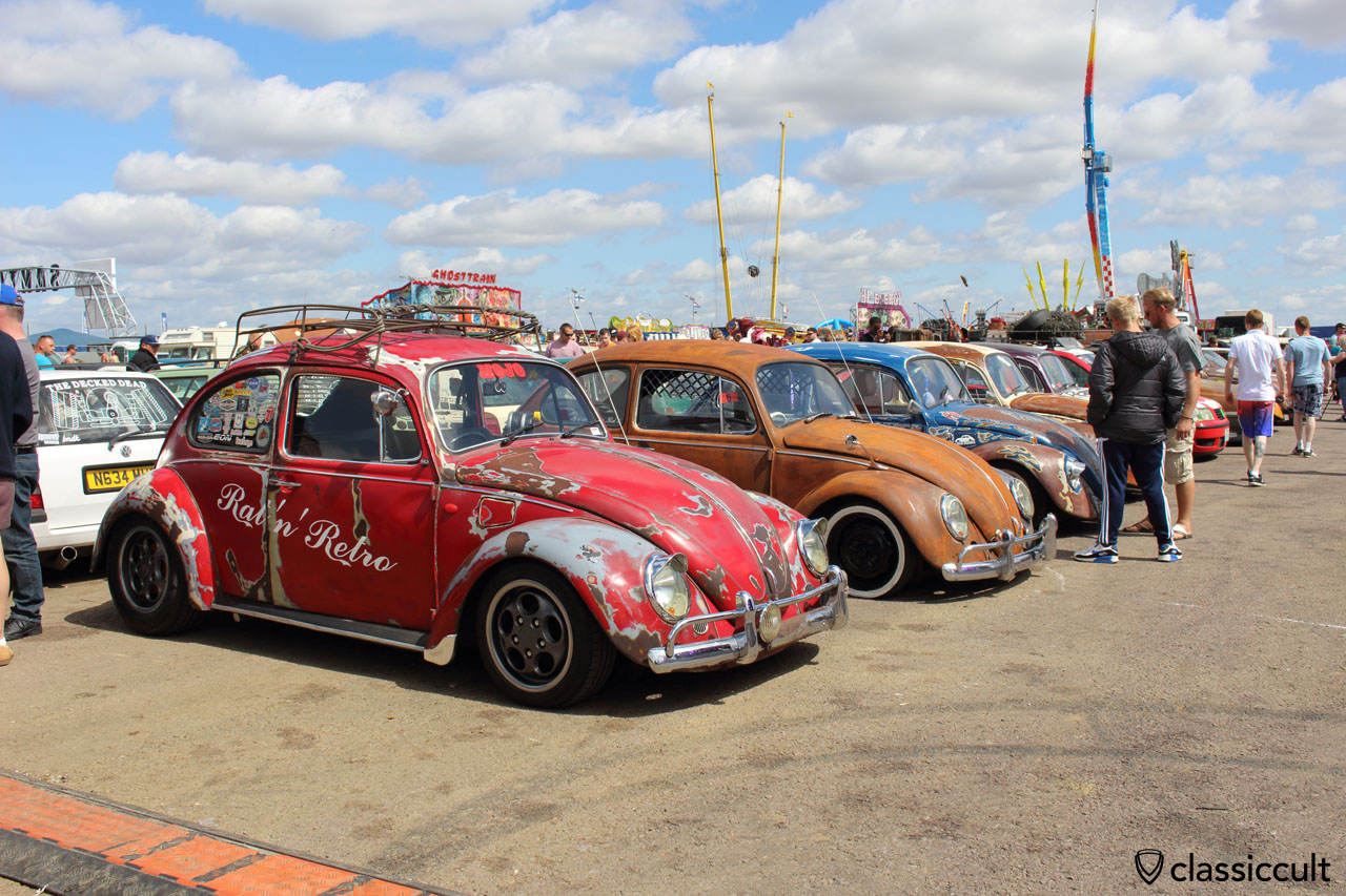 Bug Jam 29, Rust & Rat show