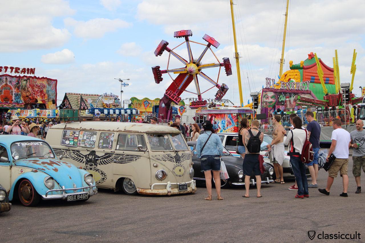 Bug Jam VW Festival 2015