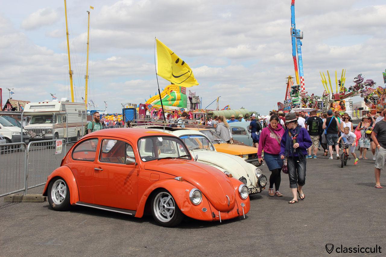 Cal look VW Beetle