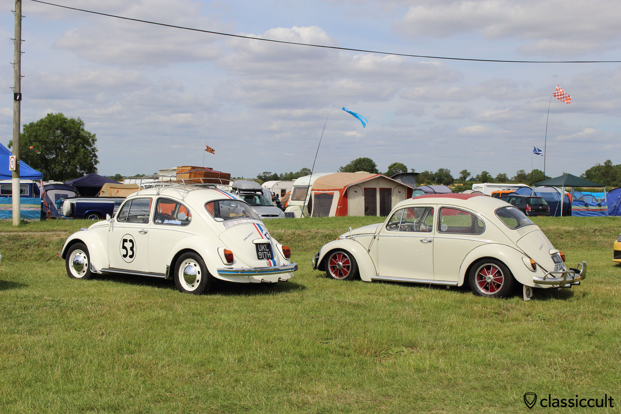 two VW 1300
