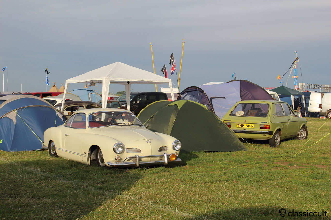 Karmann Ghia, VW Polo 1