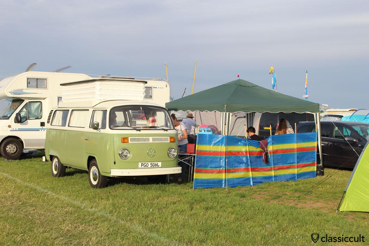VW T2 camper van, selfmade?