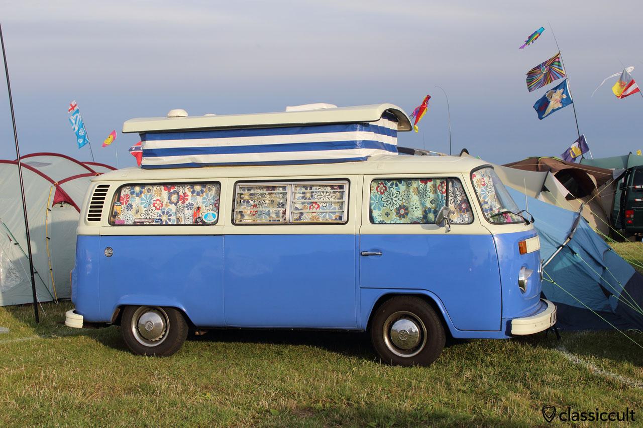 VW T2b Devon camper van
