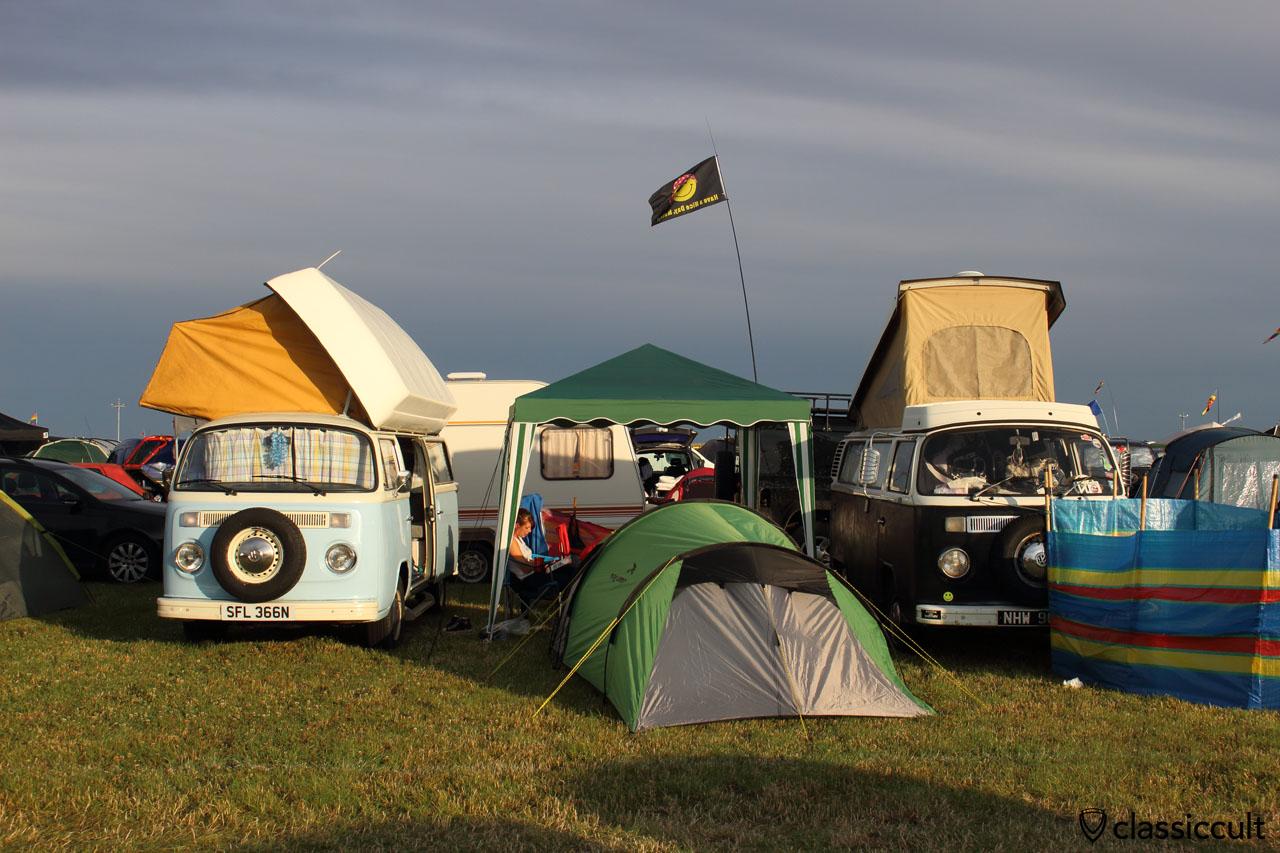 Camping at Bug Jam 2015