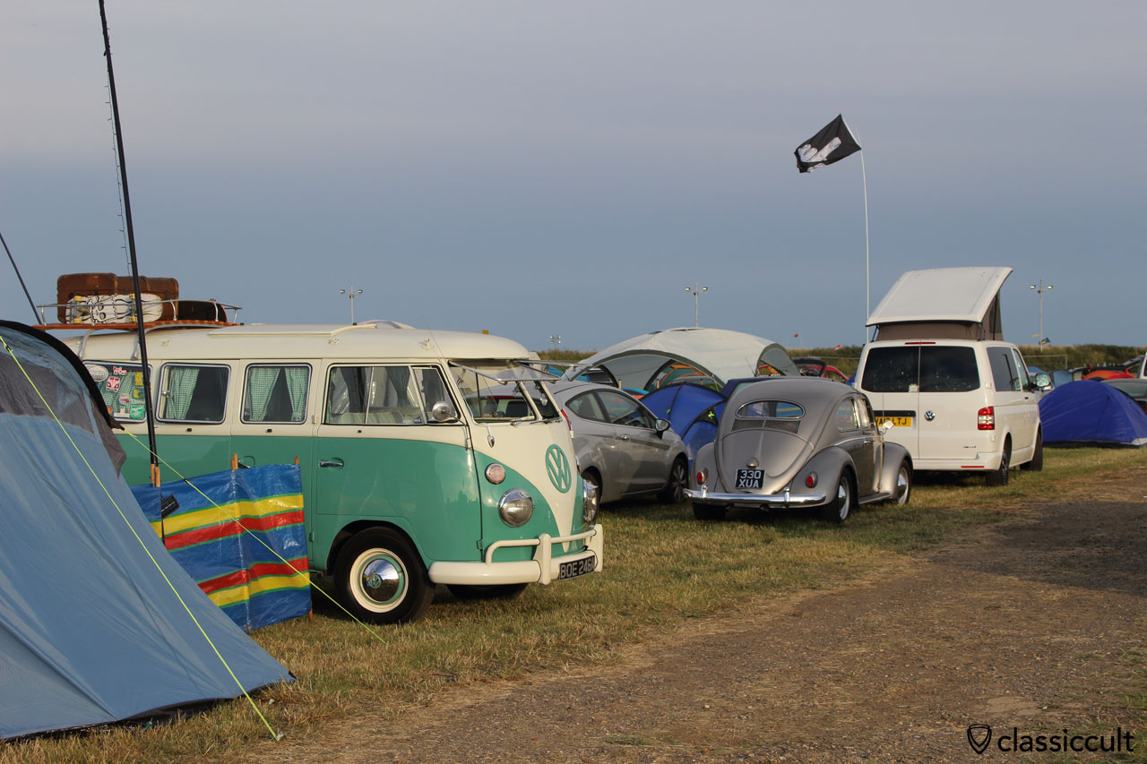 VW T1 and Oval Beetle