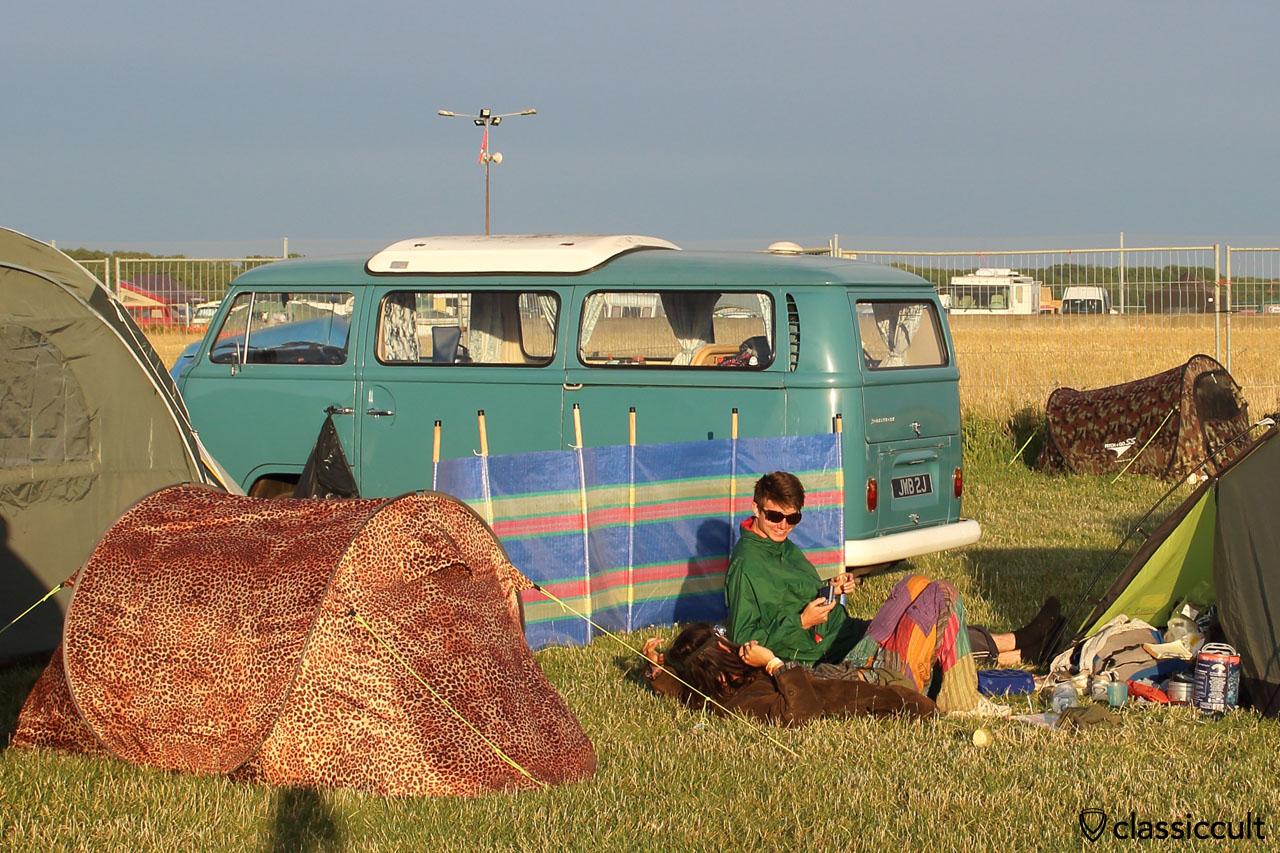 Bug Jam Camping