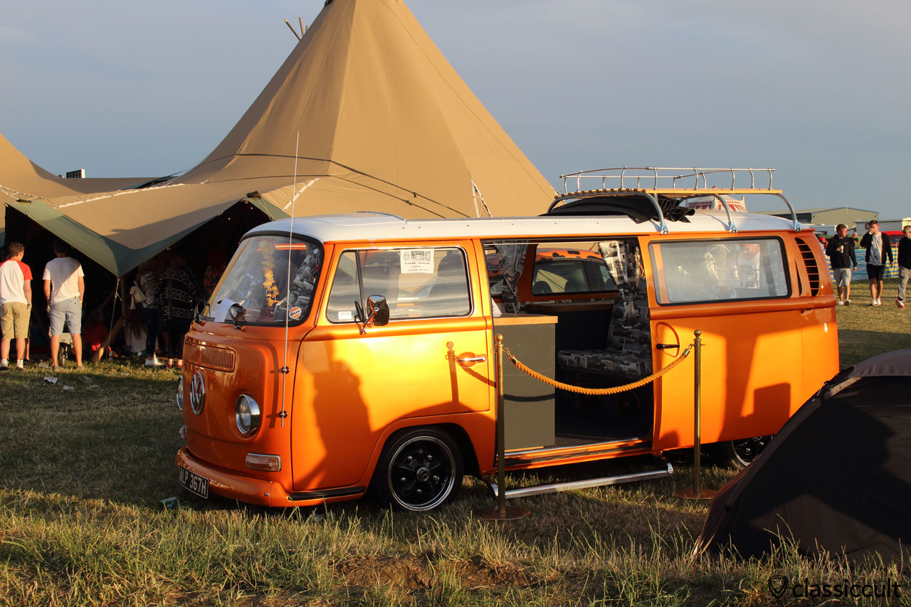 VW T2 and Bugwam
