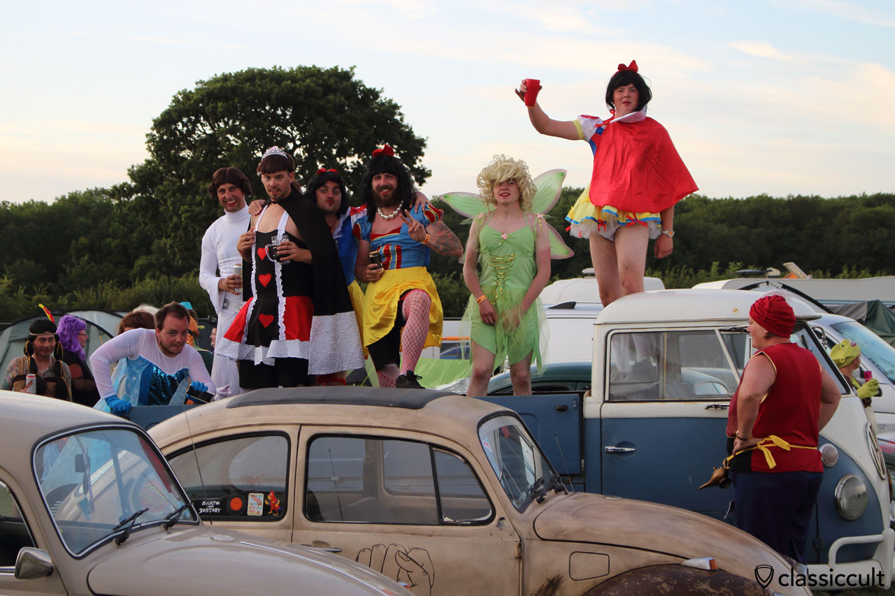 cheers, ladies night at Bug Jam VW Fest 2015