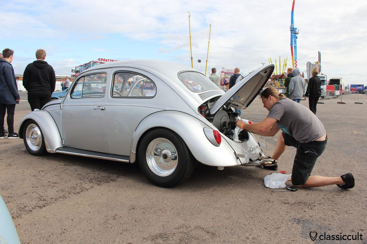 VW Cal look