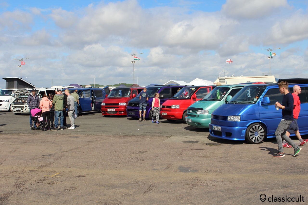 VW T4, T5 Show and Shine