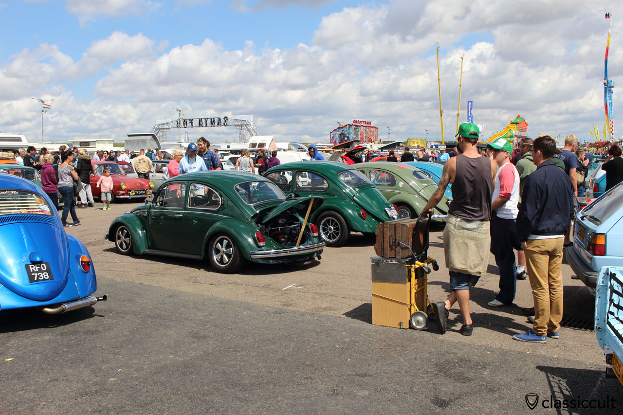 Bug Jam Show & Shine, Sunday, 12:21 p.m.