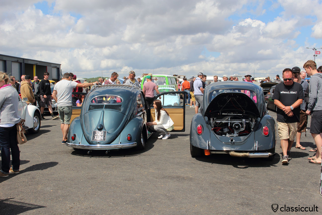 VW Oval, Bug Jam Show & Shine